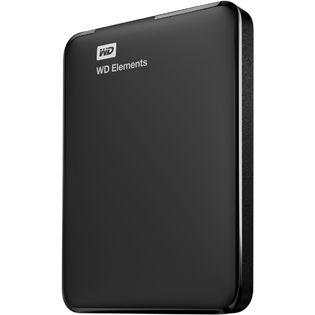 Dyski twarde zewnętrzne Western digital WDBUZG0010BBK-E