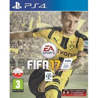 Gry PlayStation 4 Ea FIFA 17