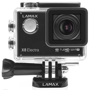 Kamery sportowe Lamax X8 ELECTRA
