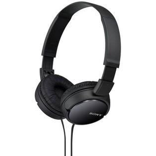 Słuchawki nauszne Sony MDRZX110B Czarny
