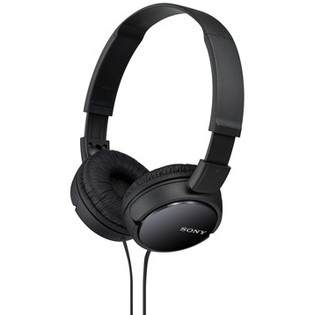 Słuchawki nauszne Sony MDRZX110B
